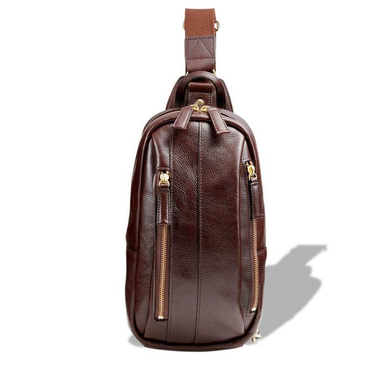 豊岡鞄 皮革ワンショルダー